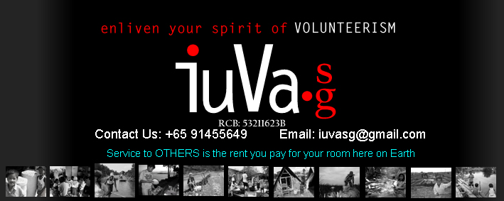 Enliven your spirit of Volunteerism