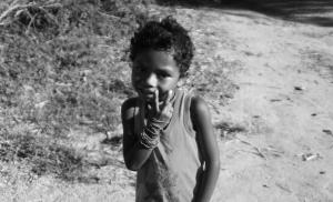 An AETA boy.