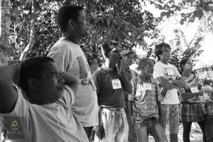Some of the amazing people from the AETA community. They were our guides and assisted the group in their daily programs